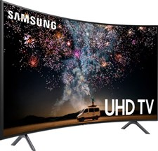 "Samsung 49"" UHD 4K Curved Smart TV RU7300 Series 7"