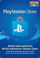 USD10 PSN CARD (US)