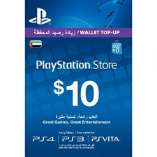 PSN USD10 CARD (UAE)